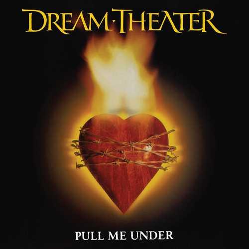CD Shop - DREAM THEATER PULL ME UNDER (ROCKTOBER 2019)