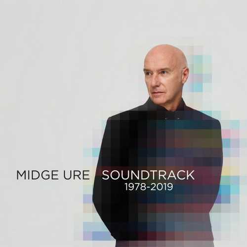 CD Shop - MIDGE URE SOUNDTRACK: 1978-2019
