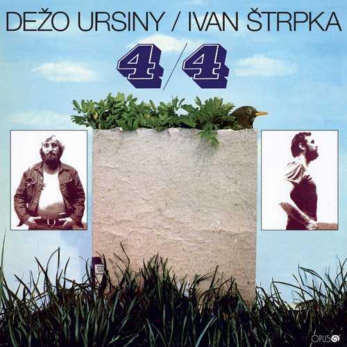 CD Shop - URSINY DEZO / STRPKA IVAN 4/4 (VINYL)