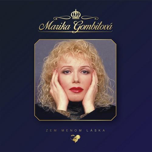 CD Shop - GOMBITOVA MARIKA ZEM MENOM LASKA