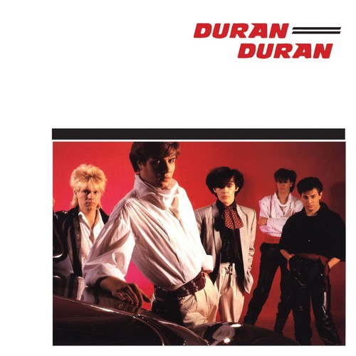 CD Shop - DURAN DURAN DURAN DURAN (WHITE VINYL ALBUM)