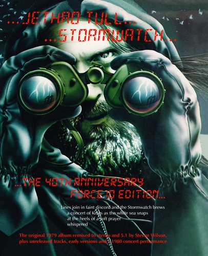 CD Shop - JETHRO TULL STORMWATCH (4CD+2DVD)