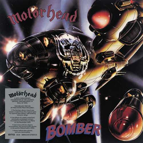 CD Shop - MOTORHEAD BOMBER