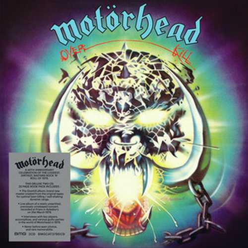 CD Shop - MOTORHEAD OVERKILL