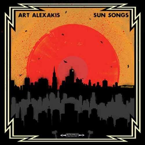 CD Shop - ALEXAKIS, ART SUN SONGS