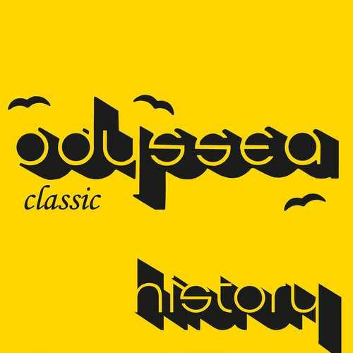 CD Shop - ODYSSEA HISTORY