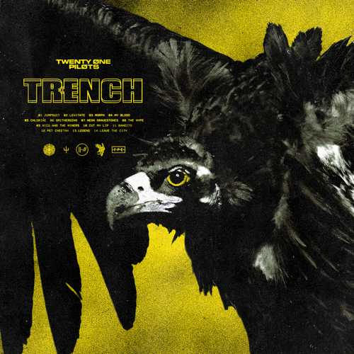 CD Shop - TWENTY ONE PILOTS TRENCH