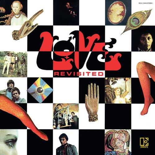 CD Shop - LOVE REVISITED
