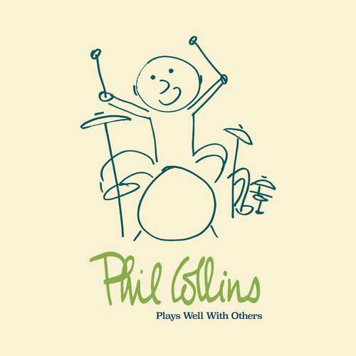 CD Shop - COLLINS, PHIL PLAYS WELL WITH OTHERS