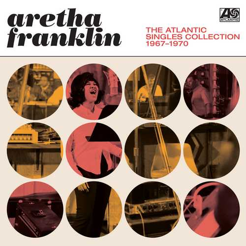 CD Shop - FRANKLIN, ARETHA THE ATLANTIC SINGLES COLLECTION 1967 - 1970