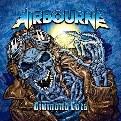 CD Shop - AIRBOURNE DIAMOND CUTS (DELUXE BOX SET)