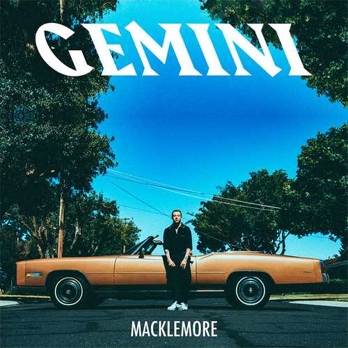 CD Shop - MACKLEMORE GEMINI