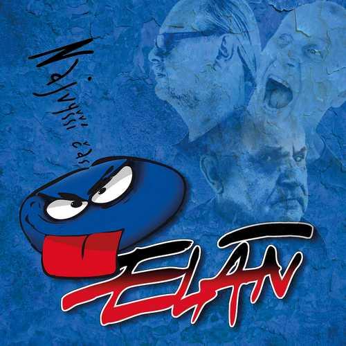 CD Shop - ELAN NAJVYSSI CAS