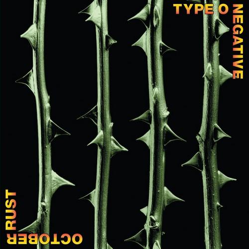 CD Shop - TYPE O NEGATIVE OCTOBER RUST