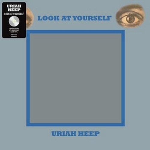 CD Shop - URIAH HEEP LOOK AT YOURSELF