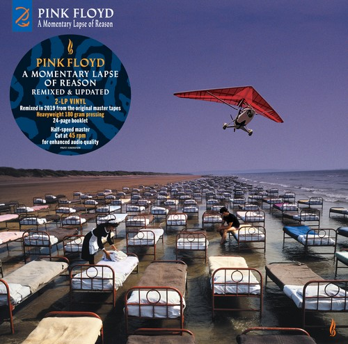 CD Shop - PINK FLOYD A MOMENTARY LAPSE OF REASON