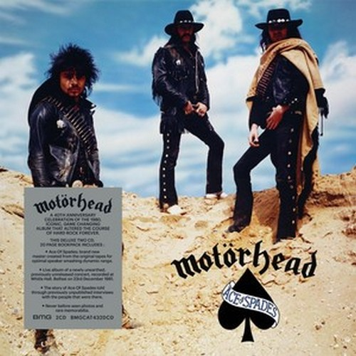 CD Shop - MOTORHEAD ACE OF SPADES