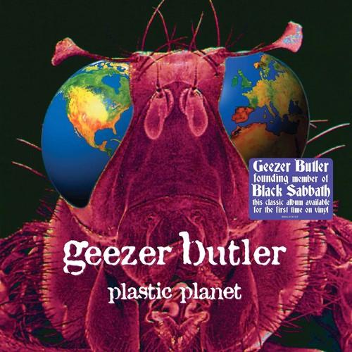 CD Shop - BUTLER, GEEZER PLASTIC PLANET