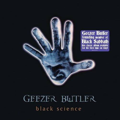 CD Shop - BUTLER, GEEZER BLACK SCIENCE