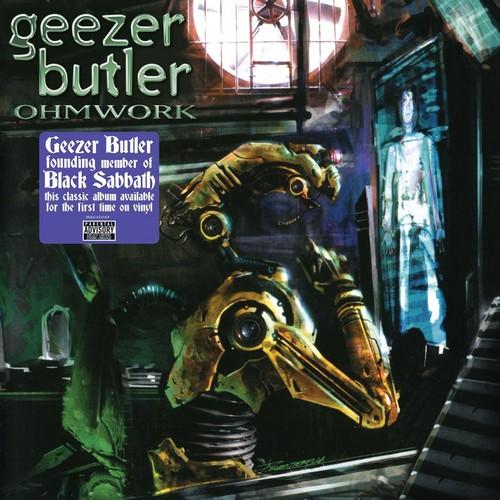 CD Shop - BUTLER, GEEZER OHMWORK