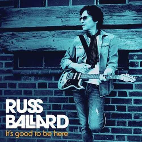 CD Shop - BALLARD, RUSS IT