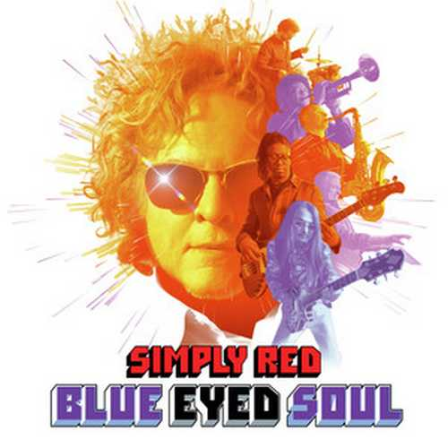 CD Shop - SIMPLY RED BLUE EYED SOUL