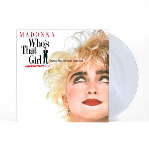 CD Shop - MADONNA WHO