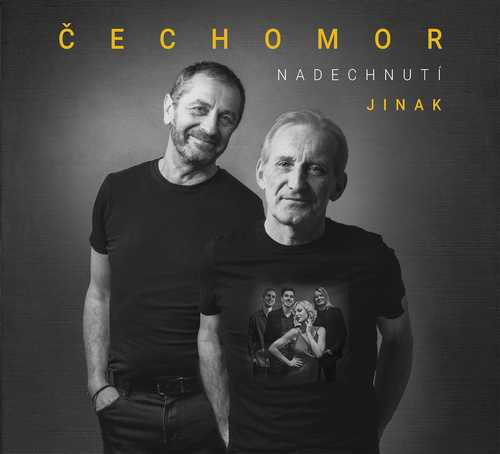CD Shop - CECHOMOR NADECHNUTI JINAK