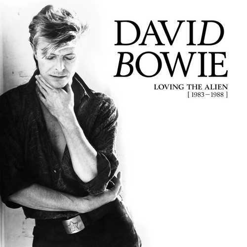 CD Shop - BOWIE, DAVID LOVING THE ALIEN (1983 - 1988)