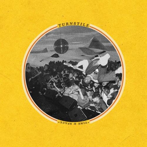 CD Shop - TURNSTILE TIME & SPACE