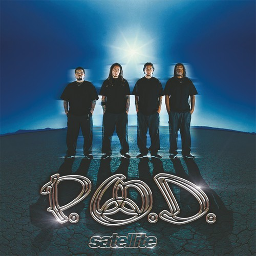 CD Shop - P.O.D. SATELLITE