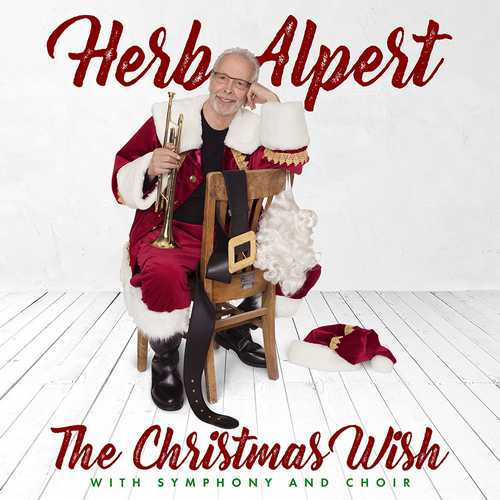 CD Shop - ALPERT, HERB THE CHRISTMAS WISH