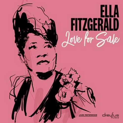CD Shop - FITZGERALD, ELLA LOVE FOR SALE
