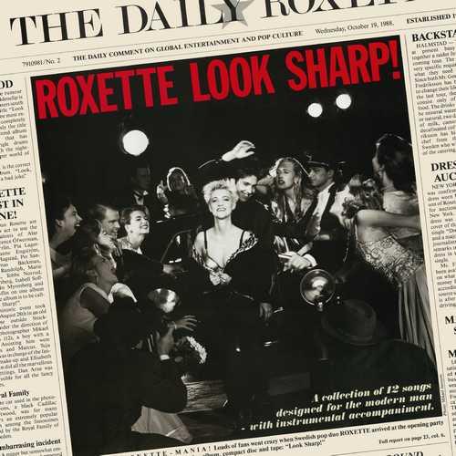 CD Shop - ROXETTE LOOK SHARP!