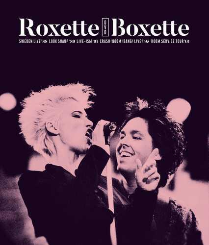 CD Shop - ROXETTE BOXETTE