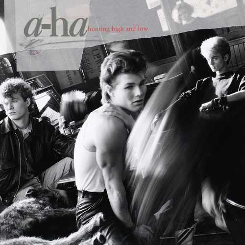 CD Shop - A-HA HUNTING HIGH AND LOW (EXPANDED EDITION)