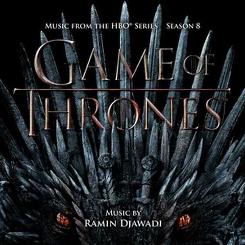 CD Shop - OST / DJAWADI, RAMIN GAME OF THRONES: SEASON 8 (MUSIC FROM THE HBO SERIES)