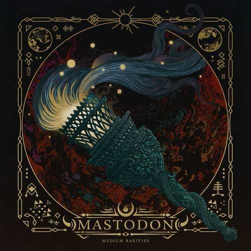 CD Shop - MASTODON MEDIUM RARITIES