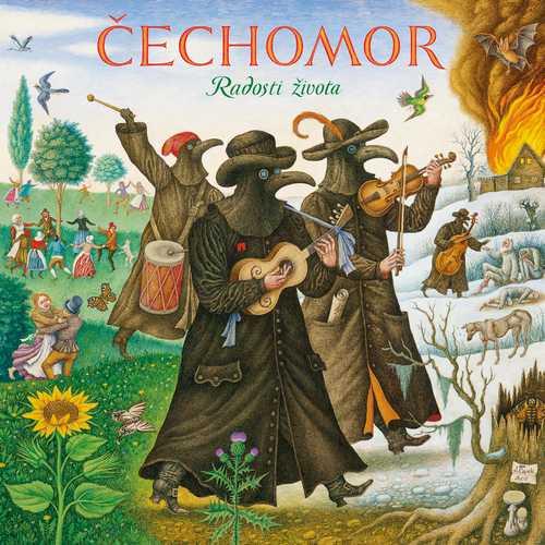 CD Shop - CECHOMOR RADOSTI ZIVOTA