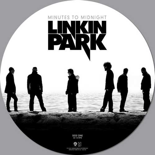 CD Shop - LINKIN PARK MINUTES TO MIDNIGHT (PICTURE VINYL)