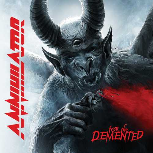 CD Shop - ANNIHILATOR FOR THE DEMENTED