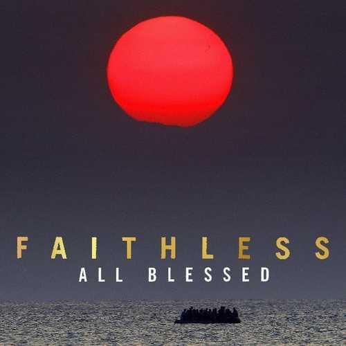 CD Shop - FAITHLESS ALL BLESSED