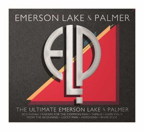 CD Shop - EMERSON, LAKE & PALMER THE ULTIMATE COLLECTION
