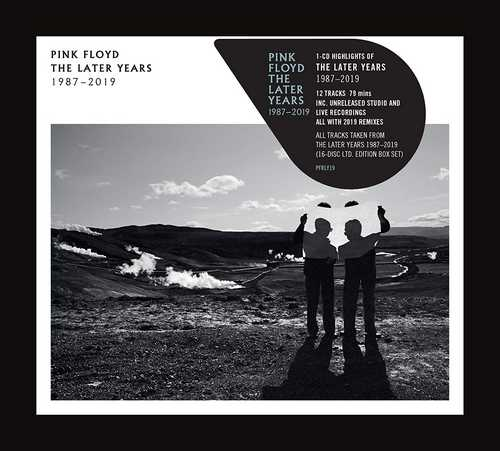 CD Shop - PINK FLOYD THE BEST OF THE LATER YEARS 1987 - 2019