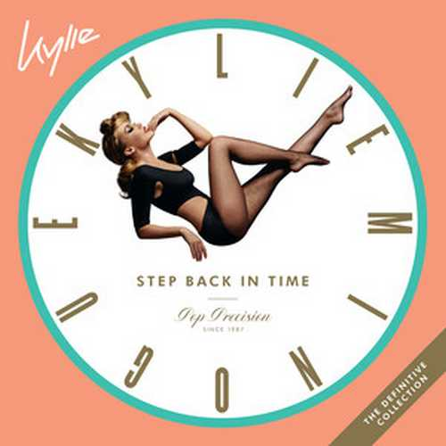 CD Shop - MINOGUE, KYLIE STEP BACK IN TIME: THE DEFINITIVE COLLECTION
