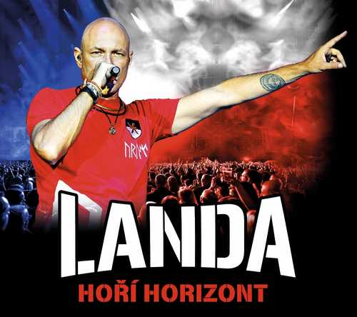 CD Shop - LANDA, DANIEL HORI HORIZONT