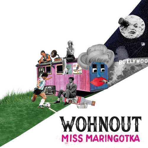 CD Shop - WOHNOUT MISS MARINGOTKA