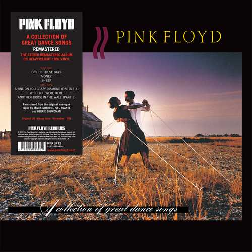 CD Shop - PINK FLOYD A COLLECTION OF GREAT DANCE SONGS