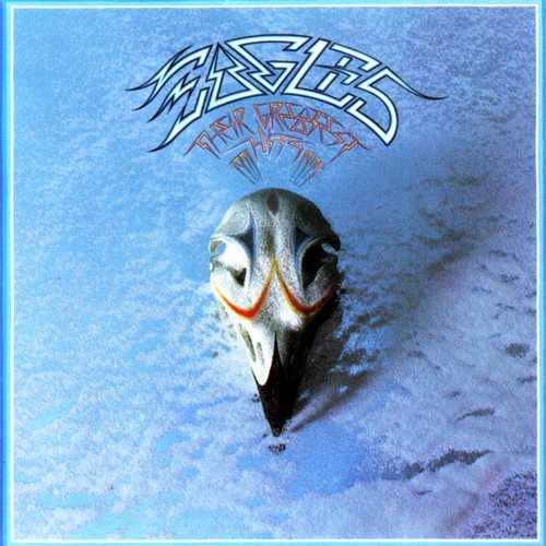 CD Shop - EAGLES, THE THEIR GREATEST HITS VOLUMES 1 & 2