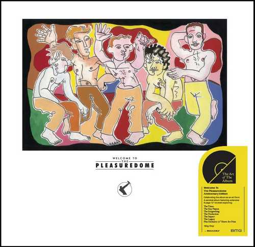 CD Shop - FRANKIE GOES TO HOLLYWOOD WELCOME TO THE PLEASURE DOME